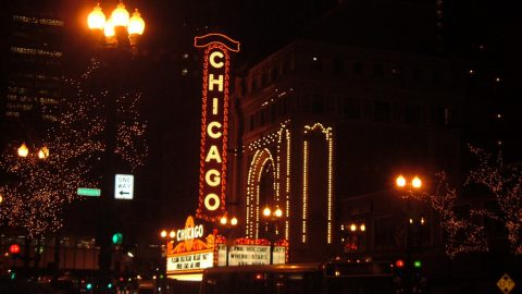 Zigma now playing at the Chicago Theather.