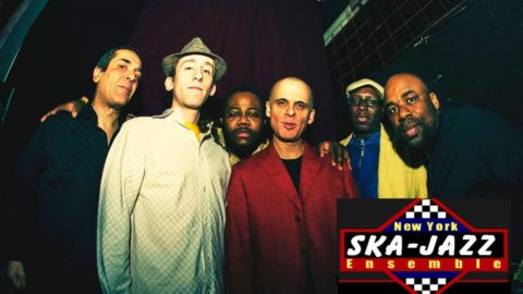 New York Ska Jazz Ensemble en Sevilla