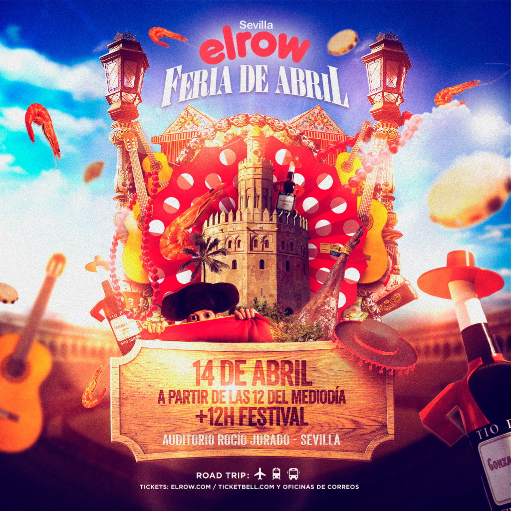 Elrow Feria de Abril